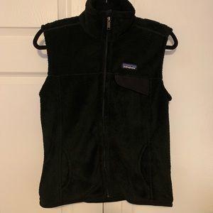 NWOT Patagonia Re-Tool Vest - Black- Size M